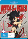 Kill La Kill [Region B] [Blu-ray]