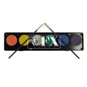 Diamond FX 6 Colour Palette - Metallic