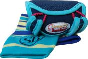 Snazzy Baby Special Value Kneepads and Leg Warmers, Ocean Blue