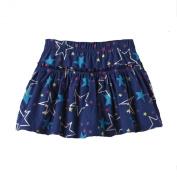 Toughskins Girl's Scooter Skirt - Stars