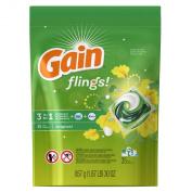 Gain Flings Original Laundry Detergent Pacs 35 Count