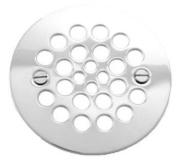Brasstech 245/15S 11cm Shower Strainer, Satin Nickel
