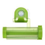 Multi-Colour Plastic Rolling Toothpaste Tube Squeezer Dispenser Partner Holder Sucker Hanging Hanger Gadget+Free Shipping