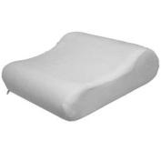 Velour Pillow Case Cover for Contour Pillows