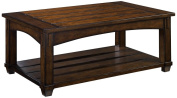 Hammary Tacoma Rustic Lift-Top Cocktail Table
