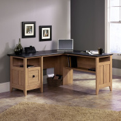 August Hill L-Shaped Desk