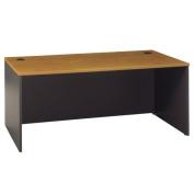 BUSH BUSINESS FURNITURE Series C:180cm Desk Shell