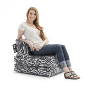 Big Joe Flip Lounger, Zebra
