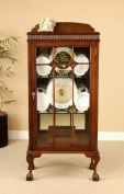 Small Chippendale Display Cabinet