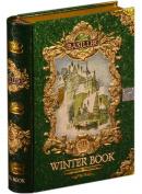 "Basilur Gift Tea Set ""Tea Book # 7.6cm /Thin metal 100"