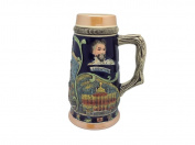 German Ludwig Castle Theme Beer Stein