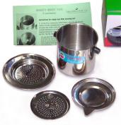 Vietnamese Traditional Coffee Phin filter 240ml, Gravity Insert