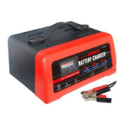 Titan 2/15/75A battery charger with engine start for all 12V lead acid