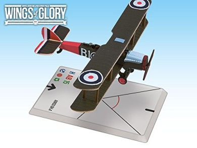 Wings of Glory WWI: Airco DH.4 (Bartlett/Naylor)