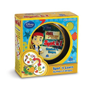 Spot It! Numbers & Shapes- Jake the Pirate- Box