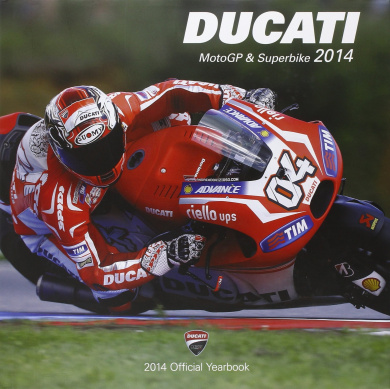 Ducati 2014: Official Book Ducati Corse