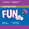 Fun for Movers Audio CD [Audio]