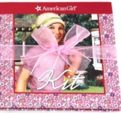American Girl Miniature Activity Book - Kit