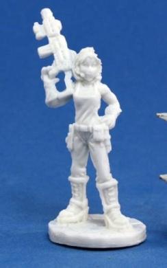 Rosie, Chronotechnician (1) Miniature