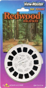 ViewMaster - Redwood Highway, California - 3 Reels on Card - NEW