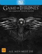 Game of Thrones: Season 4 [Region B] [Blu-ray]