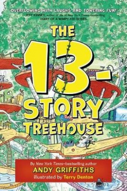 The 13-Story Treehouse (Treehouse Books)