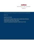 Kooperationen Zwischen Gemeinnutzigen Korperschaften Und Das Unmittelbarkeitsgebot Nach 57 Ao [GER]