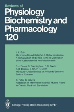 Reviews of Physiology, Biochemistry and Pharmacology (Reviews of Physiology, Biochemistry and Pharmacology)