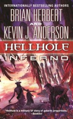 Hellhole Inferno (Hellhole Trilogy)