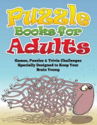 Puzzle Books for Adults
