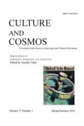 Culture and Cosmos Vol 17 Number 1