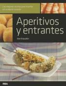 Aperitivos y Entrantes [Spanish]