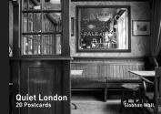 Quiet London Postcard Book