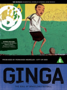 Ginga - The Soul of Brazilian Football [Region 2]