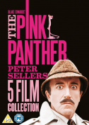 The Pink Panther Film Collection [Region 2]