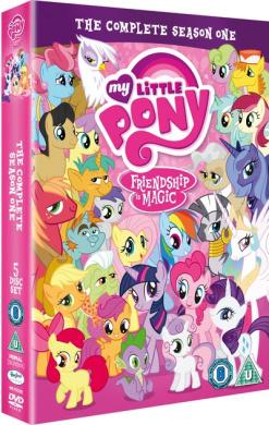 My Little Pony - Friendship Is Magic: Complete Season 1