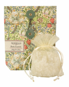 Morris & Co. Golden Lily Bath Crystals 150g in Envelope pouch with added Geranium essential oil
