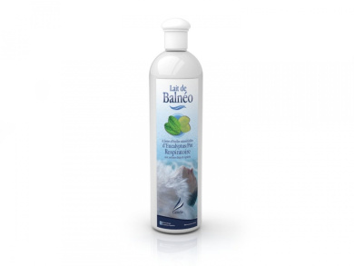Camylle - Lait de Balnéo - Emulsion of essential oils for Hydrotherapy Tubs - Euca/Pine - Respiratory - 500ml