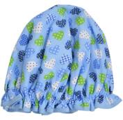 Vagabond Bags Ltd Shower Cap, Blue Hearts