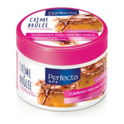 Dax Cosmetics Perfecta SPA Smoothing And Firming Sugar Body Peeling CREME BRULEE