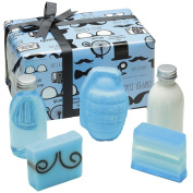 Bomb Cosmetics The Distinguished Gentleman Gift Pack