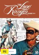 The Lone Ranger [Region 4]