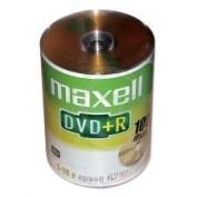 MAXELL DVD+R 16x 100er Shrink