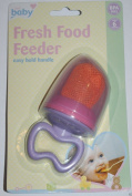 New Sealed Baby Fresh Food Safe Weaning Feeder Mesh 6 mths+ with travel cover