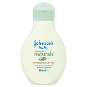 Johnson's Baby Soothing Naturals Lotion 250ml