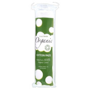 Earth Centre Simple Gentle Organic Cotton Pads 100 per pack