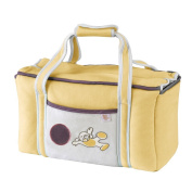 Câlin Câline Eliott 401.15 Nursery Bag Yellow/Apricot