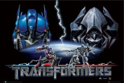 Film Transformers Good and Evil Poster