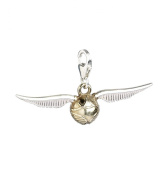 Official Harry Potter Jewellery Golden Snitch Clip on Charm
