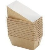 BAKERY DIRECT 50 MINI LOAF CARD BAKE-IN DISPOSABLE PAPER MOULDS FREEPOST